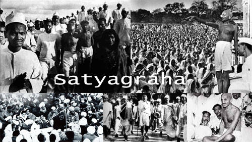 Image result for what we saying is satya in satyagraha